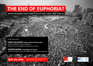 The End of Euphoria Flyer Web